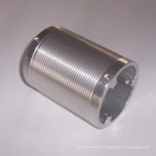 Roulement de fil circulaire pour stores automatiques de lucarne