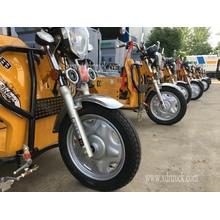 High Pressure Cleaning Tricycle 600L