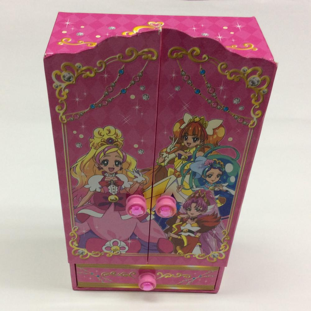 Paper Cartoon Drawer Children Gift Box