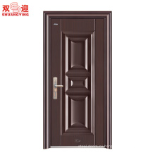 Китай поставщиком последние дизайн топ стали безопасности дверь межкомнатная дверь дверь номера