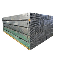 hdg shs rhs galvanized square pipe tube ! construction material mild hollow galvanized steel square pipes
