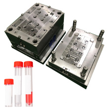 Professional Custom Urine Collector Mold Plastic Blood Collection Tube Injection Mould