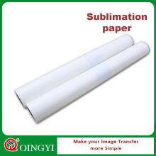 Papier chaud de transfert de chaleur de sublimation de vente pour des tasses