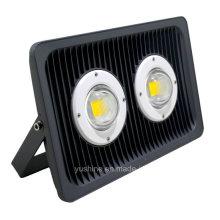 100W LED Flutlicht mit Strahlwinkel 30 °