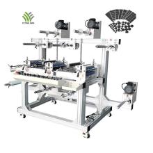 Machine à plastifier la mousse PU à trois places multicouche précise