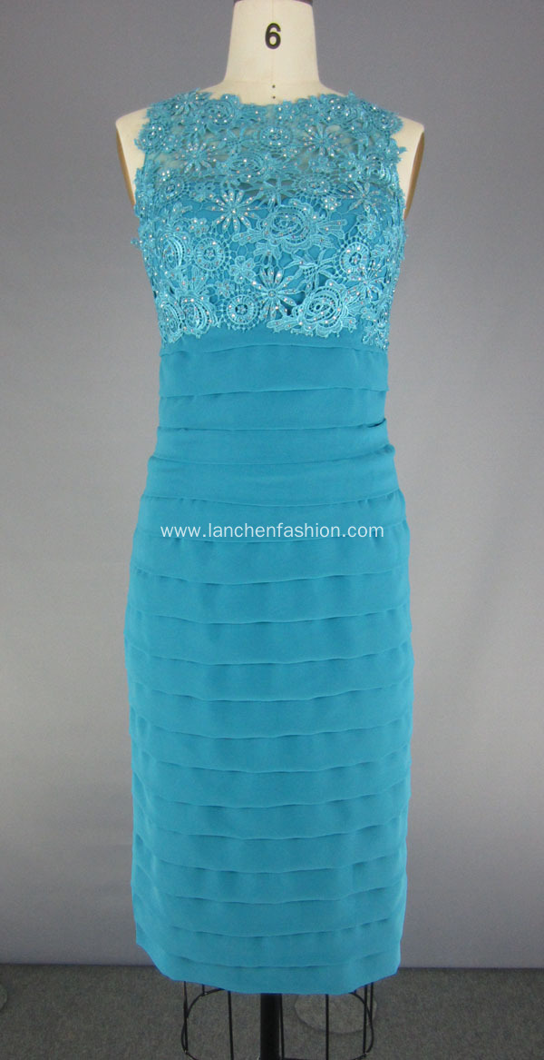 Women's Short Lace Homecoming Party Dresses
