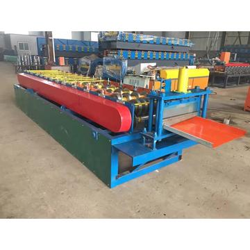 Metal Wall Cladding Profiles Roll Forming Machine