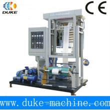 Mini tipo máquina de soplado de película de PE Precio / máquina de soplado de película de plástico de polietileno Precio (SJ-50-700)