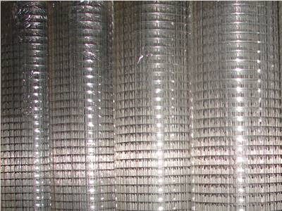 galvanized welded mesh packing