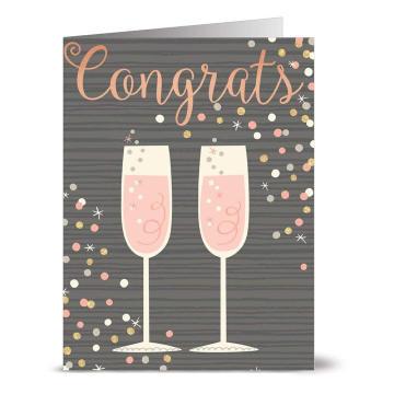 Kundenspezifischer Geburtstags-Gruß danken Ihnen, Hochzeits-Karten-Entwurf zu kardieren