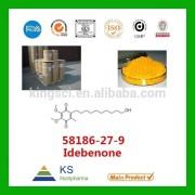 Factory supply Pure Idebenone 98%,Idebenone powder