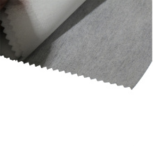 Entretela química no tejida de la tela