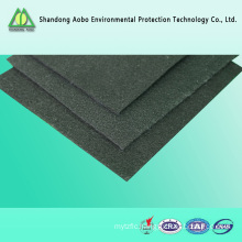 Active carbon filter cloth