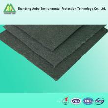 Filtro de ar de carbono ativado / material de controle de odor