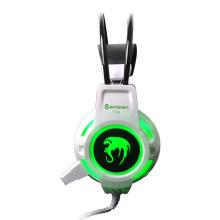 Jeu de casque privé OEM 2016 de nouvelle conception avec LED (K-16)