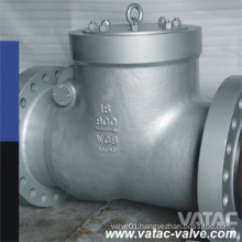 Pressure Sealed Check Valve (H44)