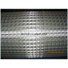 Geogrelha de fibra de vidro de venda quente para construção de rodovia