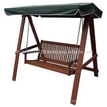 Meranti Outdoor / Gartenmöbel Set - Hängematte Swing