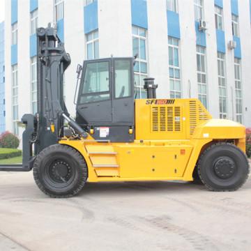 Empilhadeira a diesel Empilhadeira de 16 toneladas Promoção de vendas