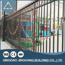 Certificated Product iron gate designs simple