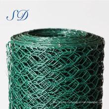 Malla de alambre hexagonal de trampa de pescado de calidad garantizada