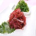 Fornecedor de gaiola congelados sushi seco wakame em conserva rolo de salada de algas