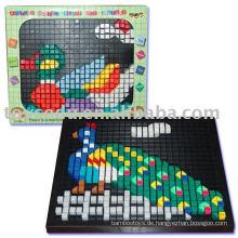 3D pädagogische Plastik Puzzle Spielzeug