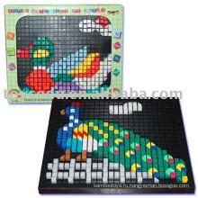 3D образовательные пластиковые игрушки головоломки
