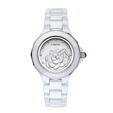 Relógios de senhora venda quente retro Design personalizado impermeável pulso relógios de cerâmica