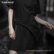 OPS-143 punk rave decorative dark belt clothing accessories