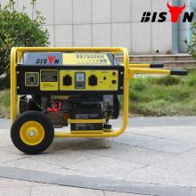 BS6500WGKM Black BISON Chine Unité de soudage à essence électrique Taizhou Set Machine à souder à double usage du meilleur prix