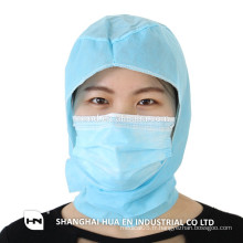Capuchon d'astronaute avec masque, CE / FDA / ISO13485 / NELSON