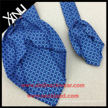 Wholesale Italian Silk Print Mens Handmade 7 Fold Neckties