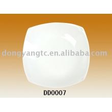 Fabrik direkt Großhandel Porzellan Soße Teller