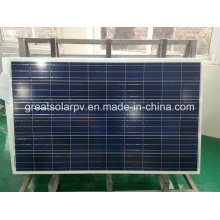 250W Poly Solar Panel with CE, ISO, SGS, CQC Certificates