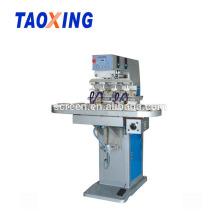 4 color printing machine for bottle plastic cap printer
