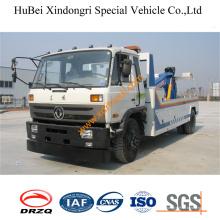 Veículo de recuperação 15ton Dongfeng Euro3