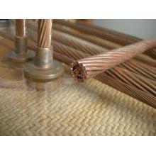 copper strands
