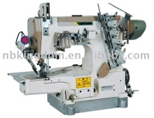 JT999-01CB*UT High-Speed Small Flat Bed Stretch Sewing Machine With Automatic Thread Trimmer