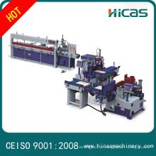 Linha de junção de dedo semi-automática Hc-Fjl150A para China Finger