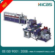 Полуавтоматическая соединительная линия для пальцев Hc-Fjl150A для Китайского пальца