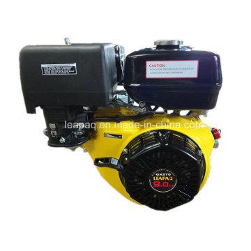 9.0HP 4-Stroke motor de gasolina Ohv de cilindro único