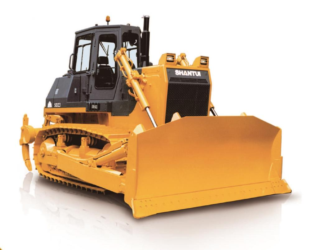 Shantui 230HP SD23 Bulldozer