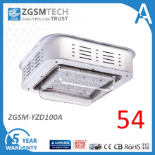 Surface Mounted 100W Gas Staion LED Canopy Light with Ce