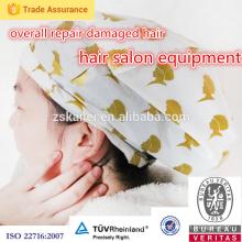 Tratamiento de acondicionamiento profundo del cabello para el paquete de cabello con vapor