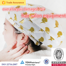 Condicionamento Profundo Tratamento capilar para cabelos a vapor