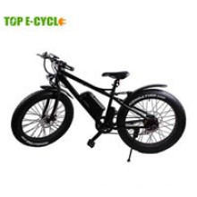 TOP Nuevo diseño 8fun / bafang 48v 500w bicicleta eléctrica / fat ebike