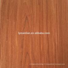 placage en bois de chêne blanc naturel