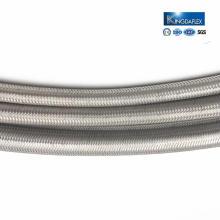 Stahldraht umsponnene PTFE Schlauchleitung / Hydraulikschlauch SAE100 R14