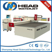 1500mm * 3000mm waterjet máquina de corte de tablero de cemento CNC